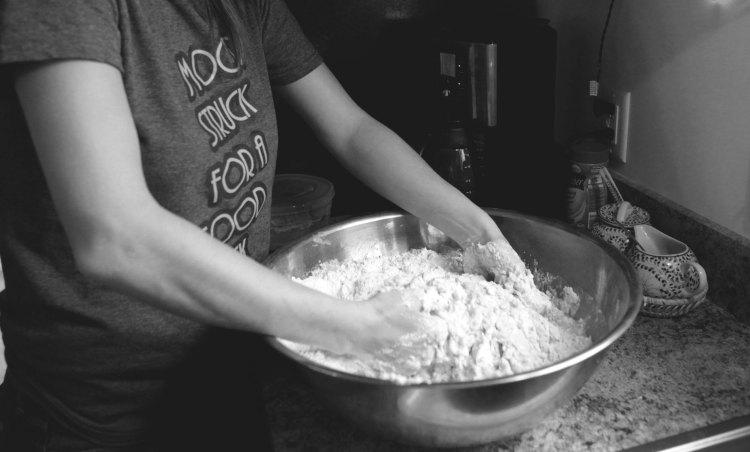 Breadmaking 4