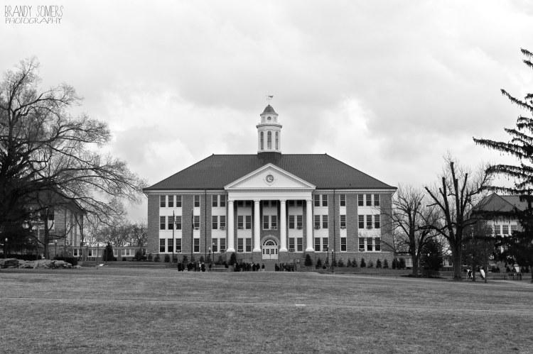 Wilson Hall Harrisonburg